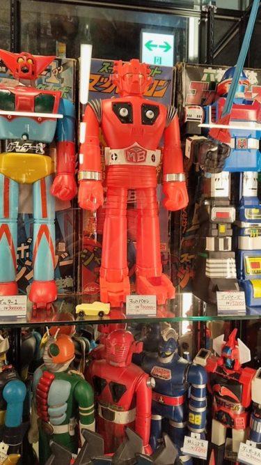 おもちゃコレクターの遍歴~超合金からノベルティグッズまで/ Mr.H(2)