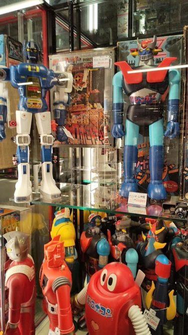 おもちゃコレクターの遍歴~超合金からノベルティグッズまで/ Mr.H(1)